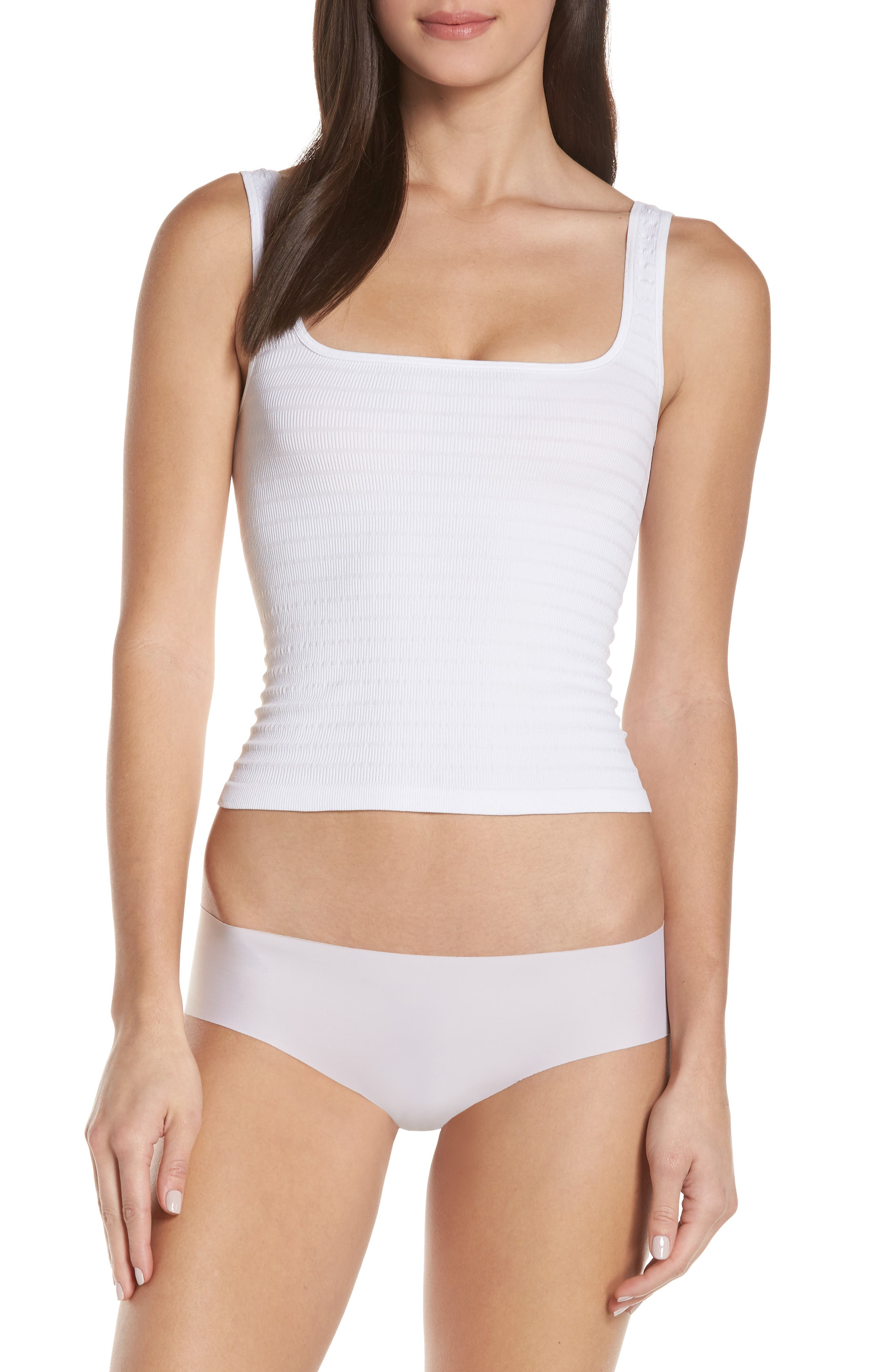 ,                             Intimately FP Square One Seamless Camisole,                             Main thumbnail 13, color,                             100