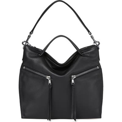 Botkier Trigger Convertible Hobo Bag - Black