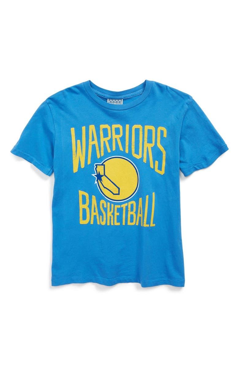 Junk Food 'Golden State Warriors' Graphic T-Shirt (Big Boys)   Nordstrom