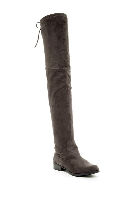 Image of Catherine Catherine Malandrino Morcha Faux Fur Lined Over-the-Knee Boot