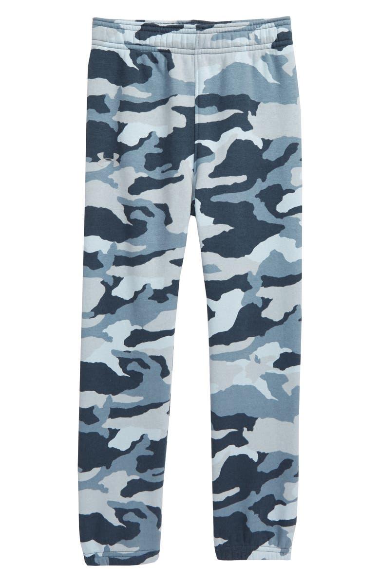topowe marki miło tanio gorący produkt Under Armour Bandit Camo Fleece Jogger Pants (Toddler Boys ...