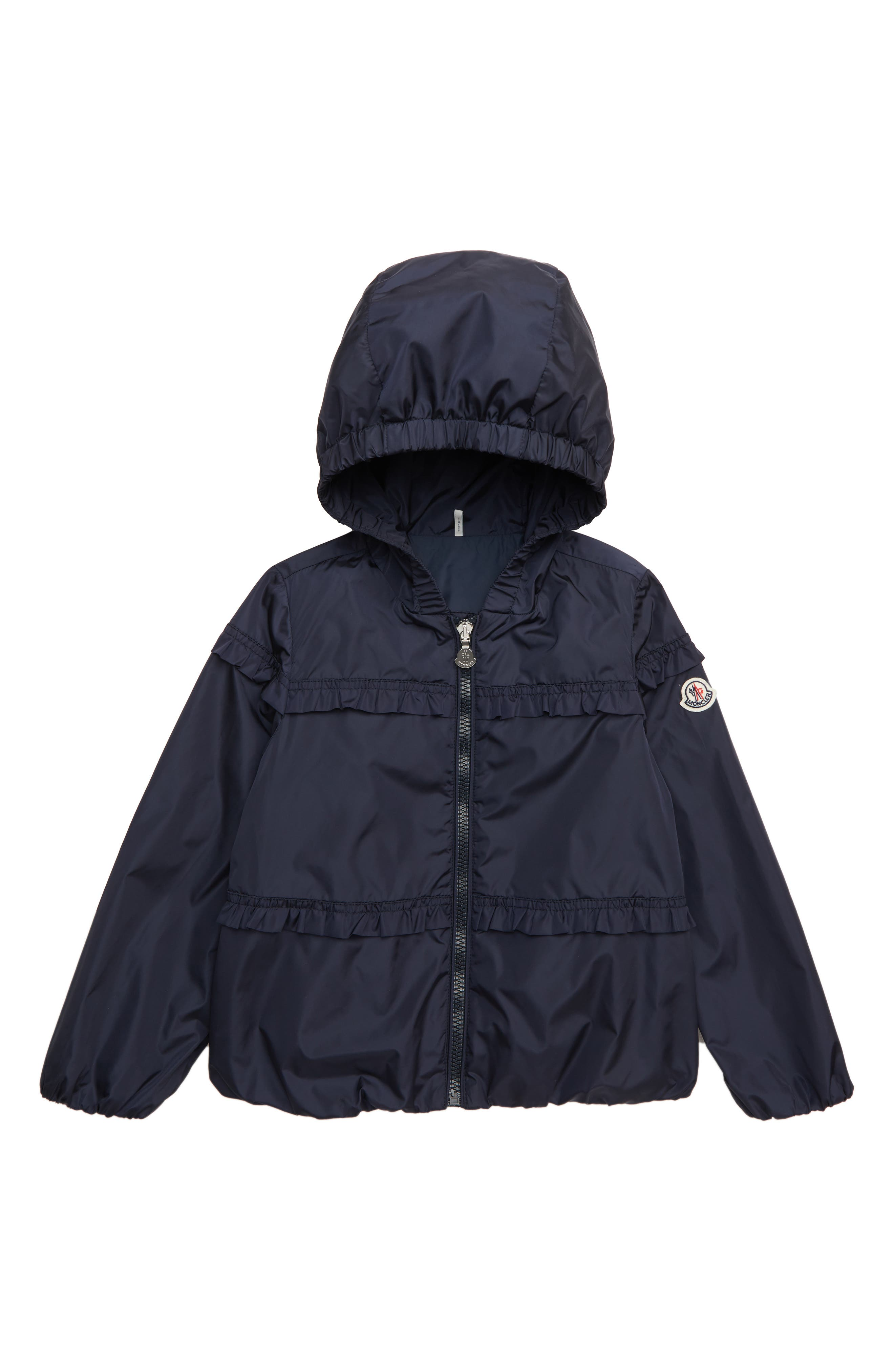 Prague Hooded Jacket, Main, color, NAVY