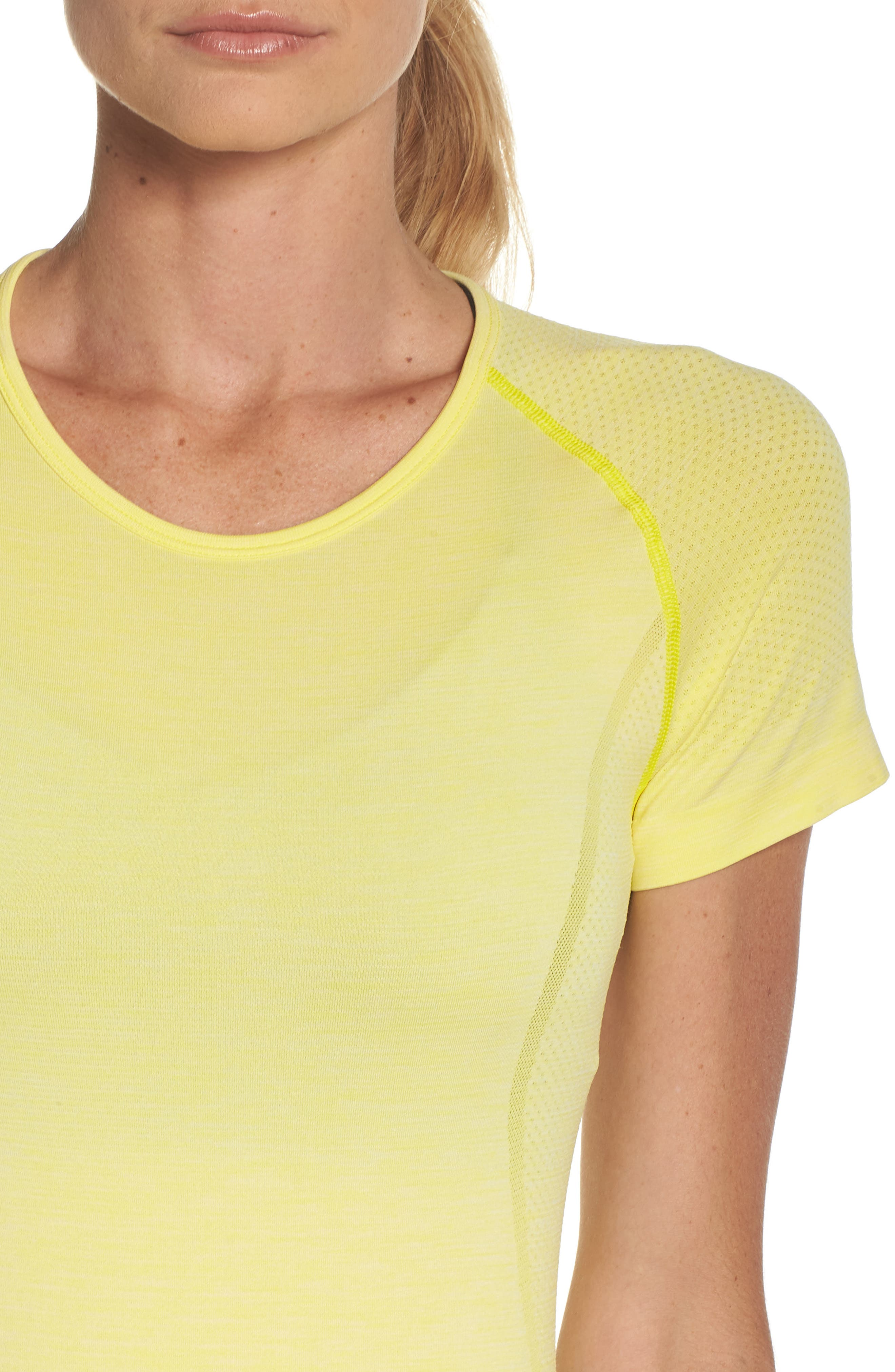 ,                             Stand Out Seamless Training Tee,                             Alternate thumbnail 47, color,                             740