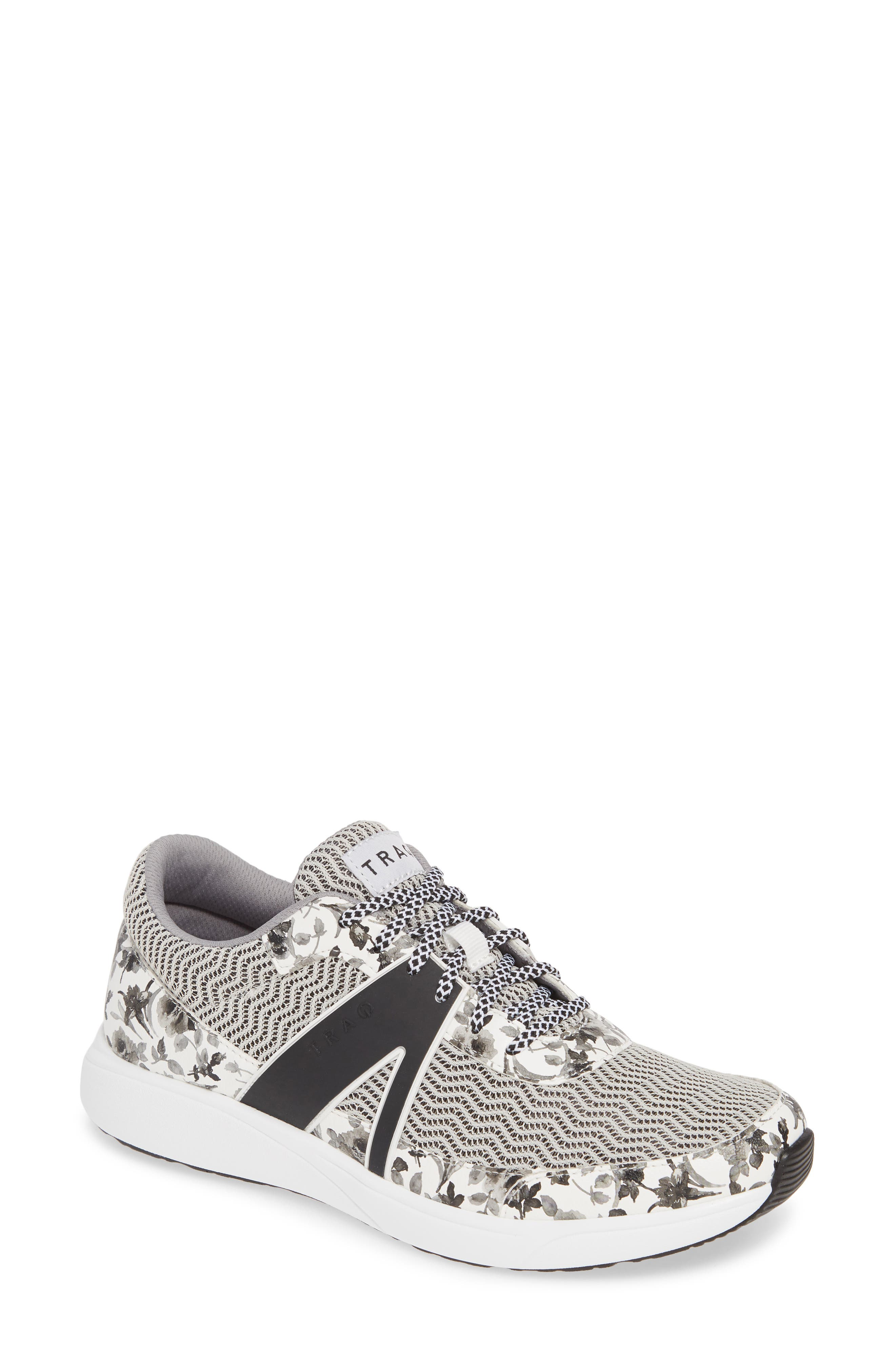 Alegria Qarma Sneaker, Grey