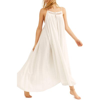 Endless Summer By Free People Mancora Maxi Dress, Ivory