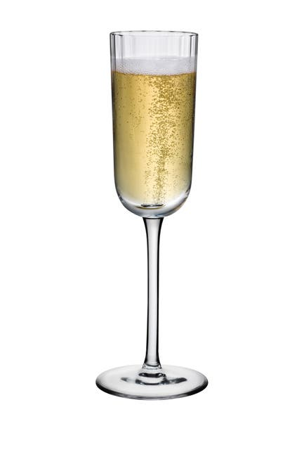 Image of Nude Glass Neo Champagne Glasses - Set of 2