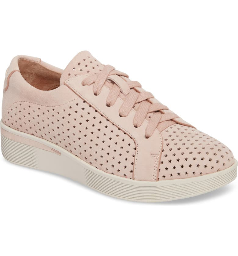 GENTLE SOULS BY KENNETH COLE Haddie Low Platform Sneaker, Main, color, PEONY