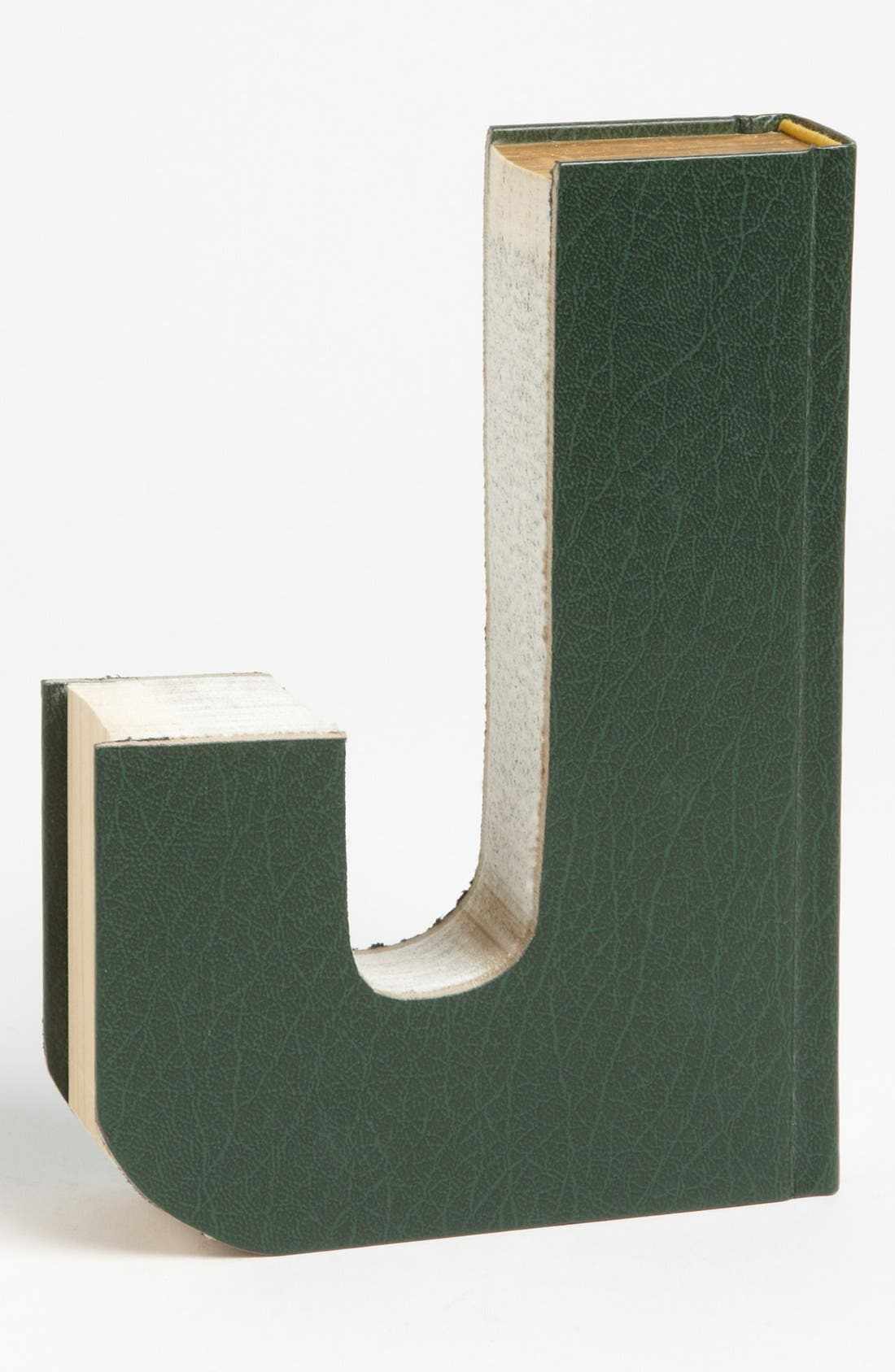,                             'One of a Kind Letter' Hand-Carved Recycled Book Shelf Art,                             Main thumbnail 46, color,                             209