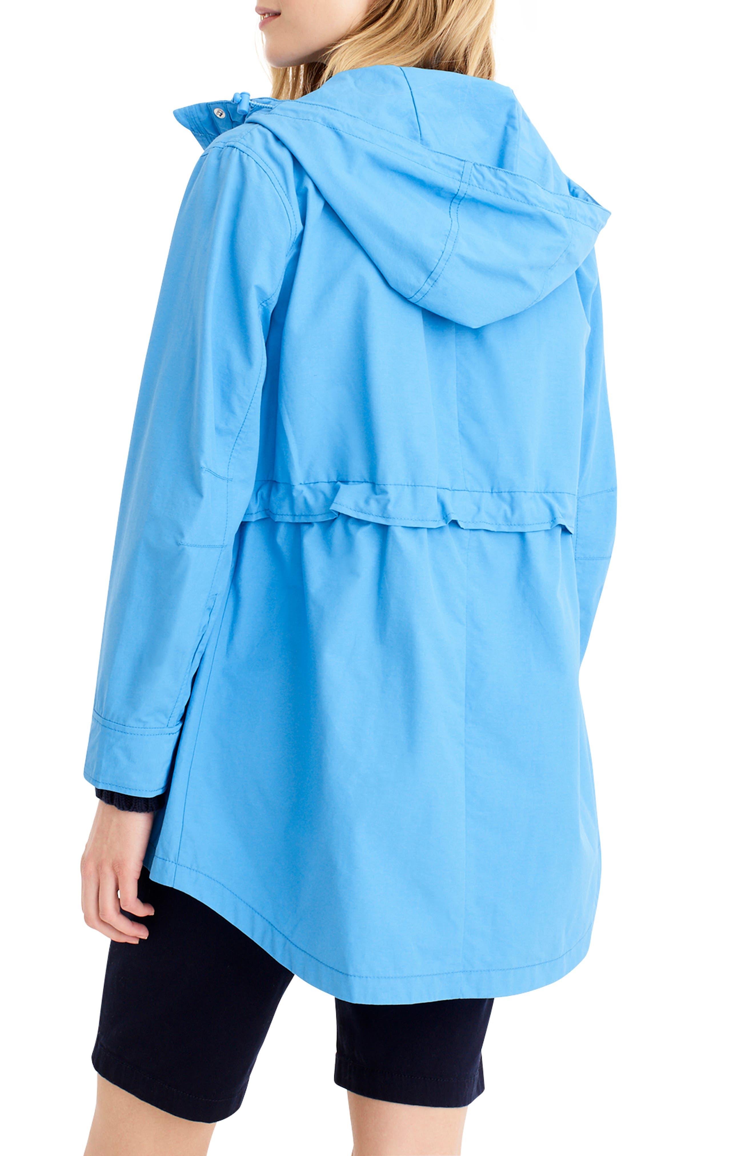 ,                             Perfect Raincoat,                             Alternate thumbnail 2, color,                             WATERCOLOR SKY