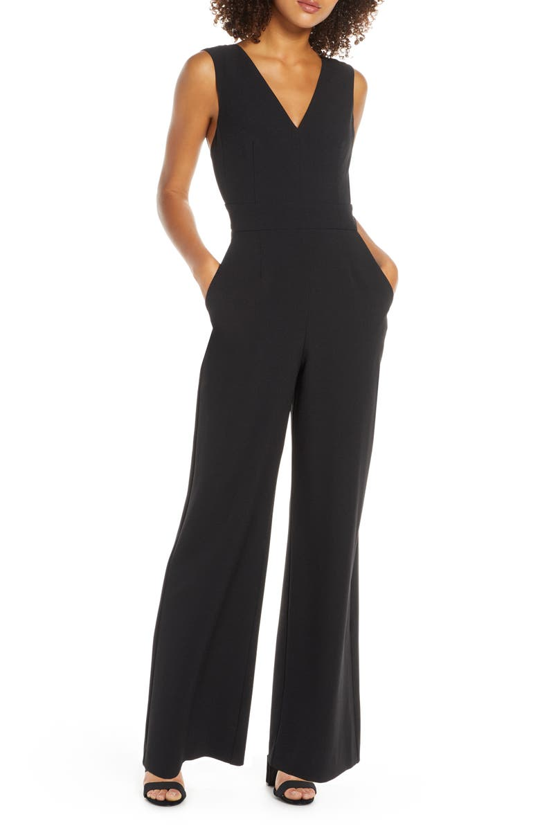 Chelsea28 Wide Leg Jumpsuit