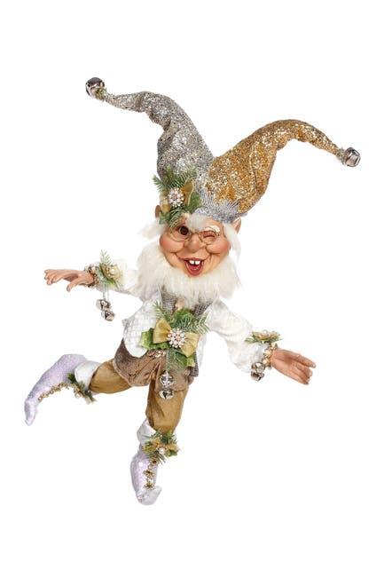 Image of Mark Roberts Silver Bells Elf - Medium