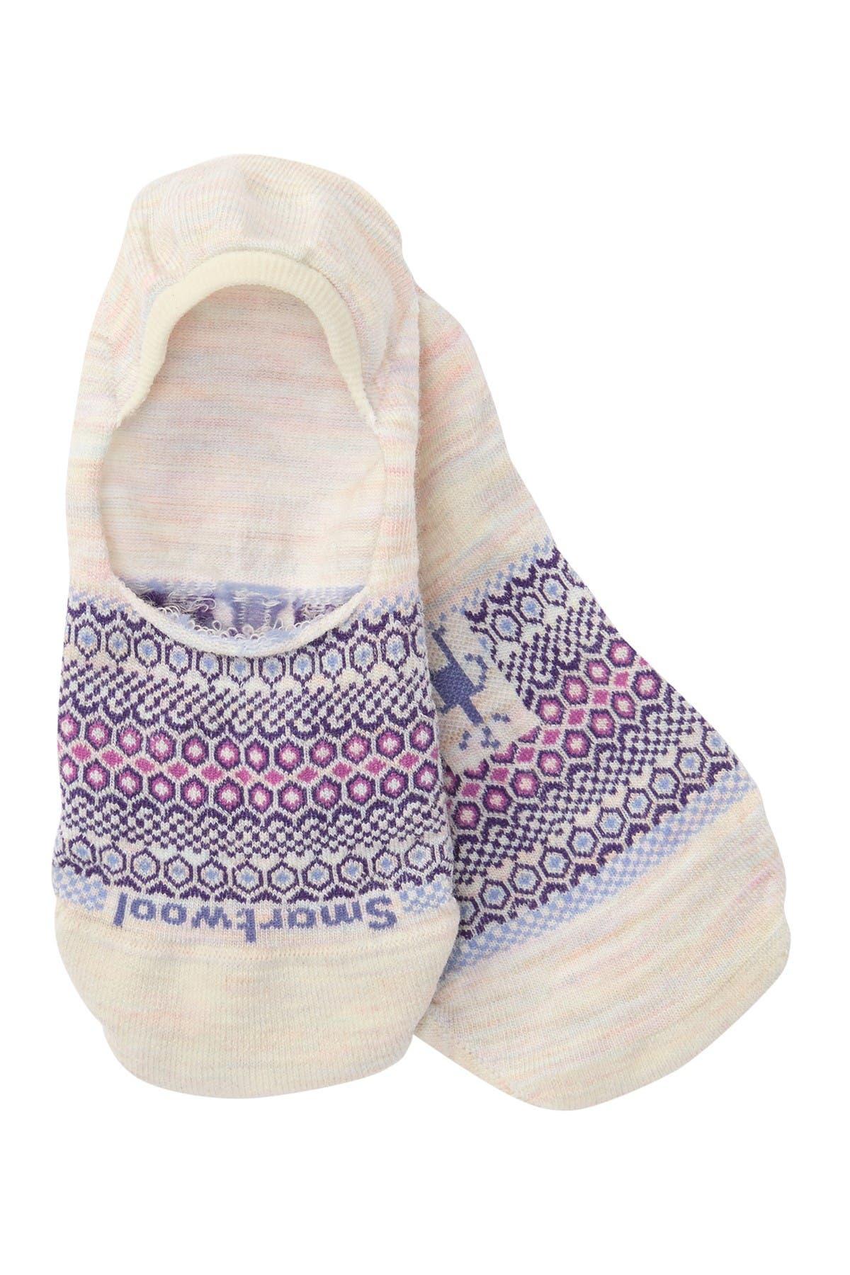 Image of SmartWool Beyond Hive Hide & Seek No Show Socks