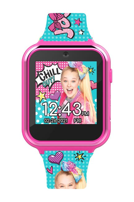 Image of ACCUTIME Jojo Siwa - iTime Interactive Smart Watch, 40mm