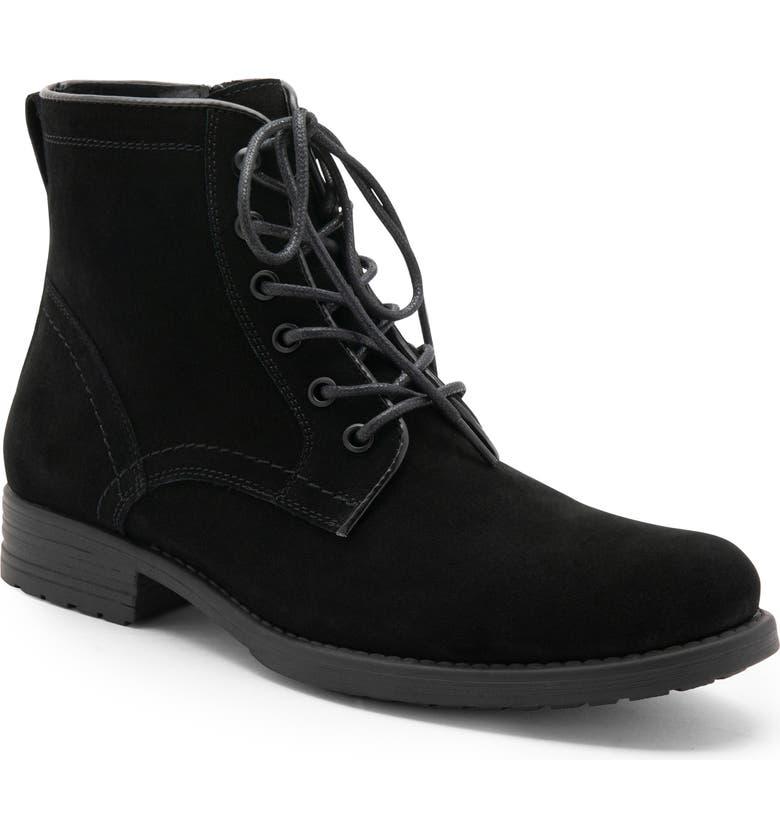 BLONDO Peter Waterproof Plain Toe Boot, Main, color, 006