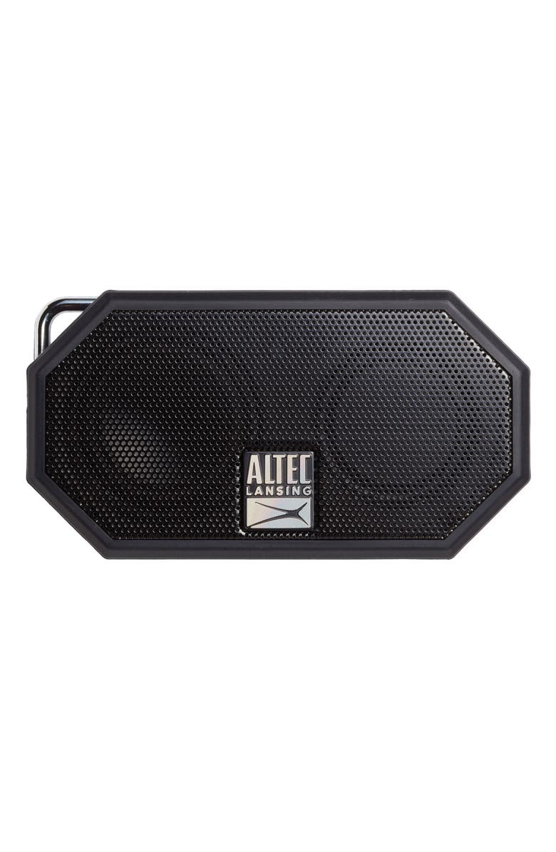 ALTEC LANSING Mini H2O 3 Bluetooth<sup>®</sup> Speaker, Main, color, BLACK