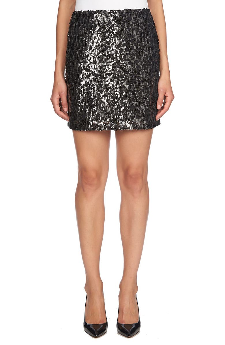 1.STATE Sequin Miniskirt, Main, color, 001