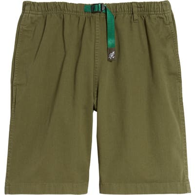 Gramicci G-Shorts Cargo Shorts, Green (Nordstrom Exclusive)