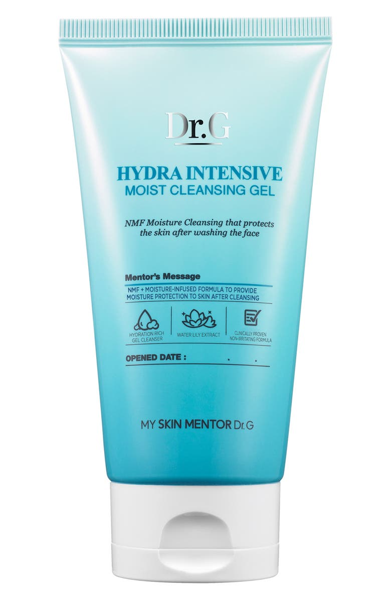MY SKIN MENTOR DR. G BEAUTY 'Hydra Intensive' Moist Cleansing Gel, Main, color, 000