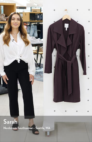 Soft Trench Coat, sales video thumbnail