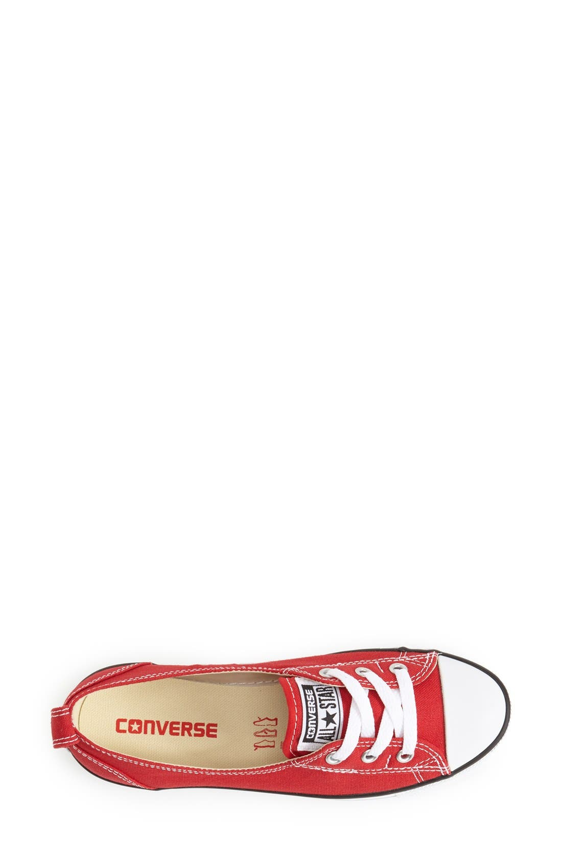 ,                             Chuck Taylor<sup>®</sup> All Star<sup>®</sup> Ballet Canvas Sneaker,                             Alternate thumbnail 22, color,                             600