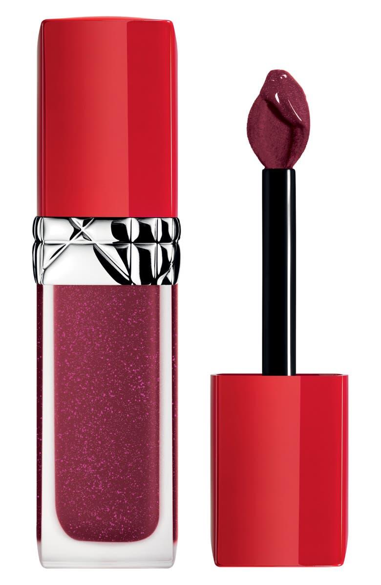 DIOR Rouge Dior Ultra Care Liquid Lipstick, Main, color, 989 VIOLET