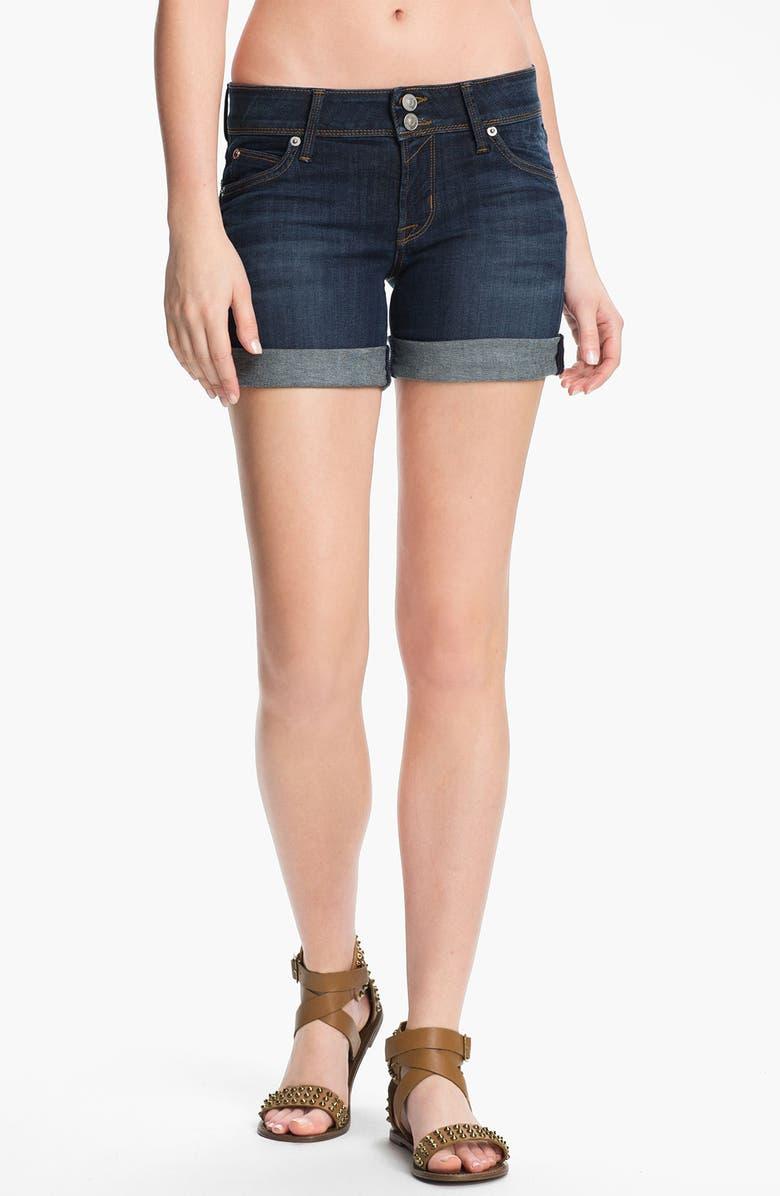 ece601513f0 Hudson Jeans 'Croxley' Cuff Denim Shorts (Stella) | Nordstrom