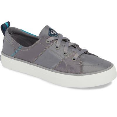 Sperry Crest Vibe Bionic Yarn Sneaker, Grey