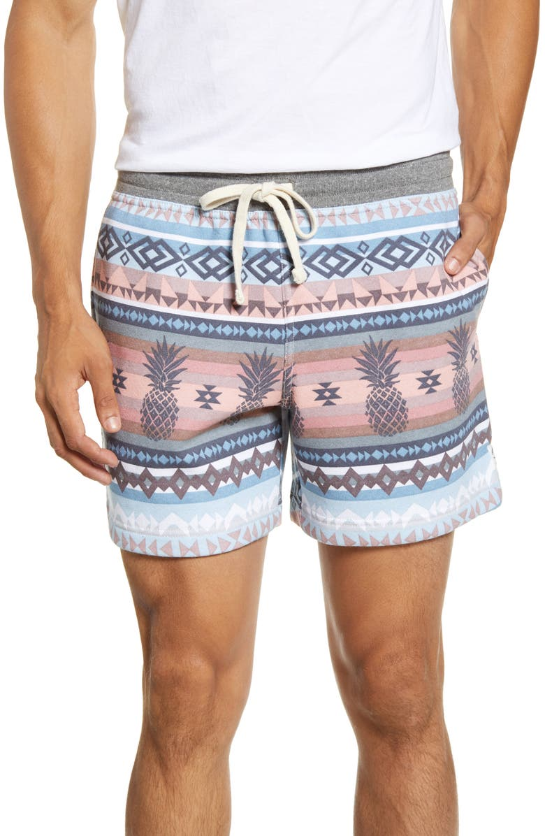 CHUBBIES The Roswells Drawstring Shorts, Main, color, 960