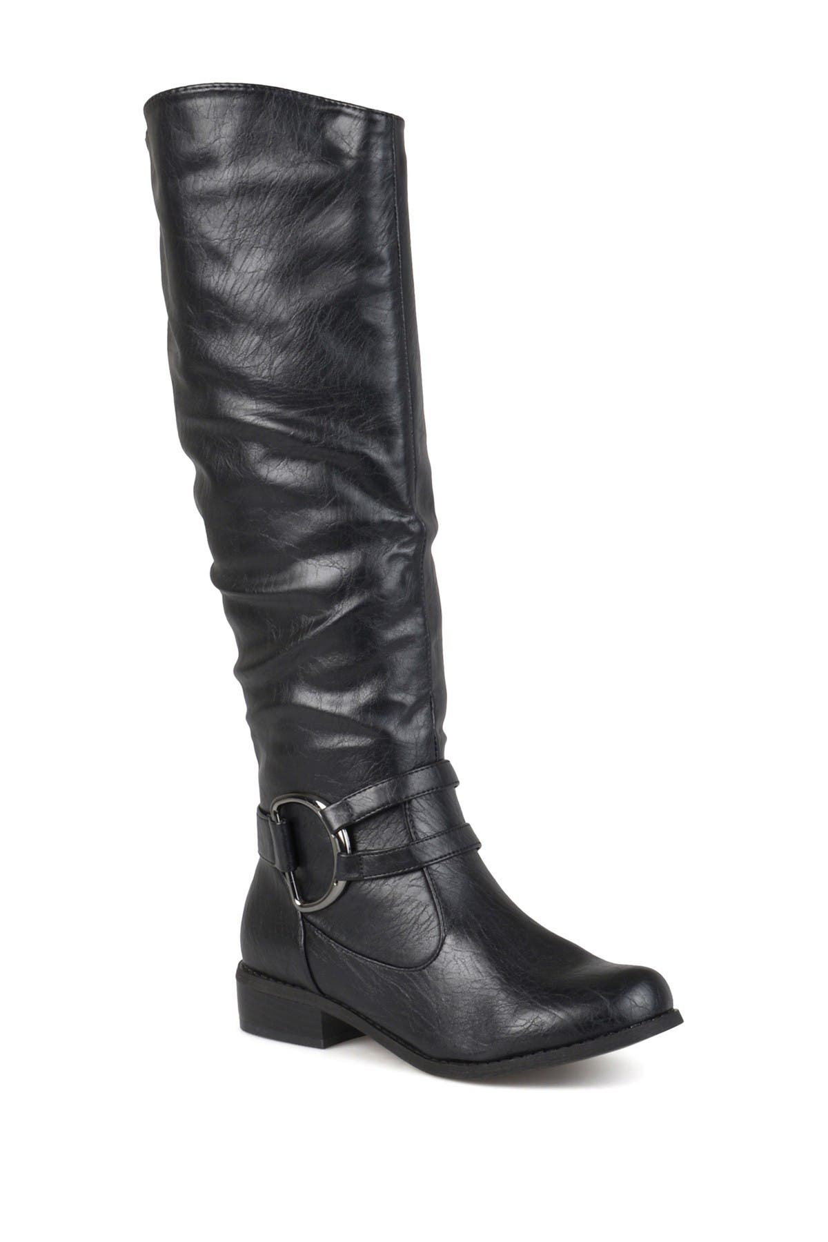 Image of JOURNEE Collection Charming Wide Calf Boot