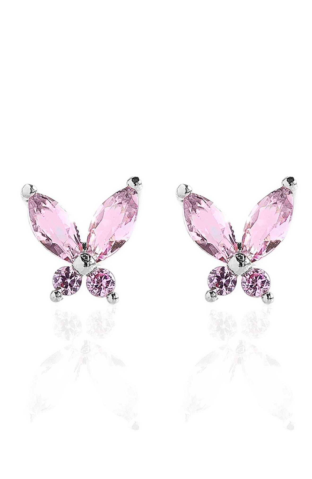 Rose Mari Stud Earrings