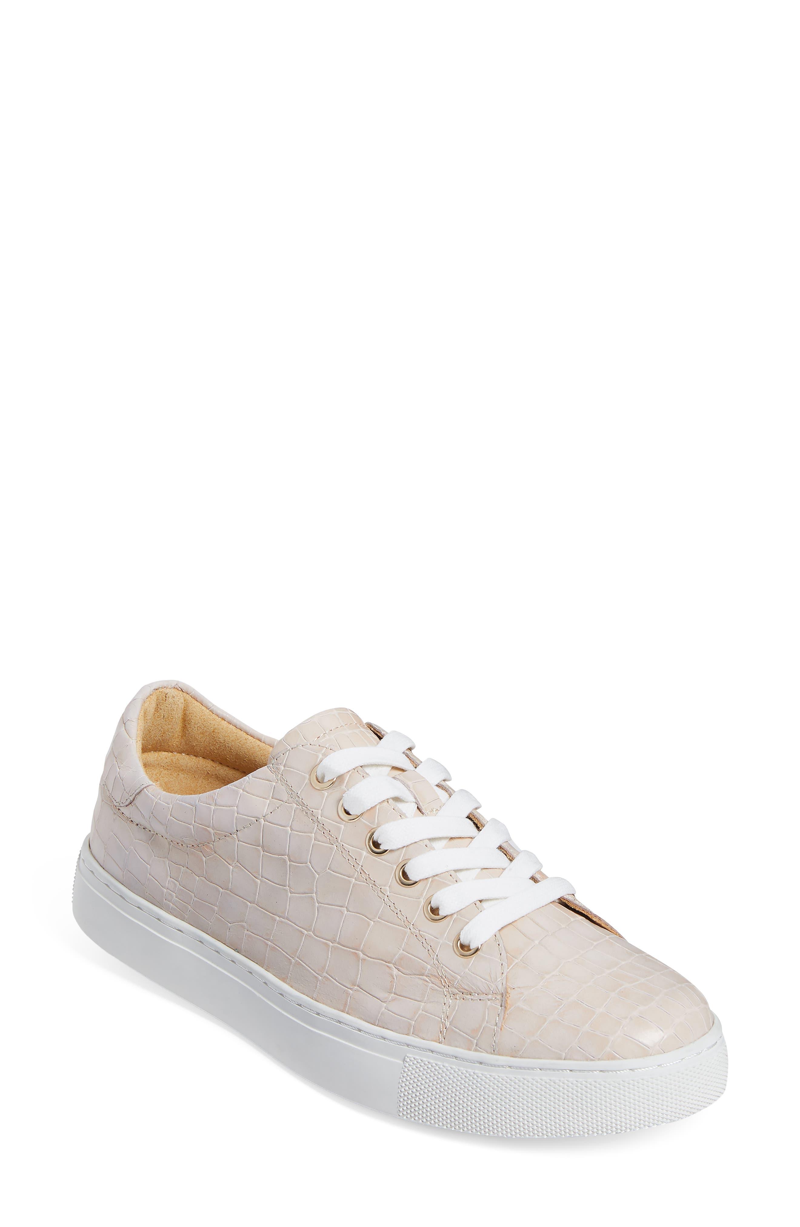 Rory Croc Embossed Sneaker