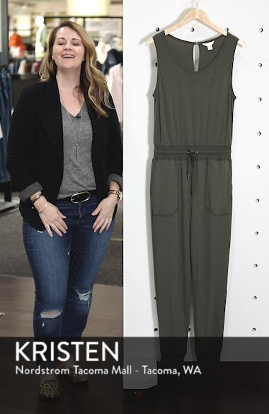 Sleeveless Jumpsuit, sales video thumbnail