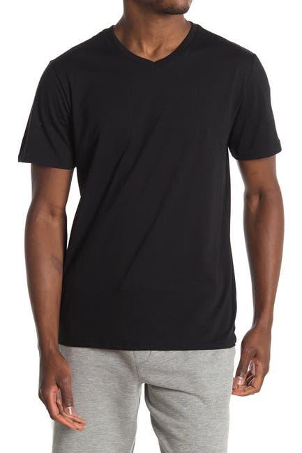 Image of Richer Poorer High V-Neck Lounge T-Shirt