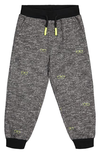 Image of Andy & Evan Printed French Terry Knit Jogger