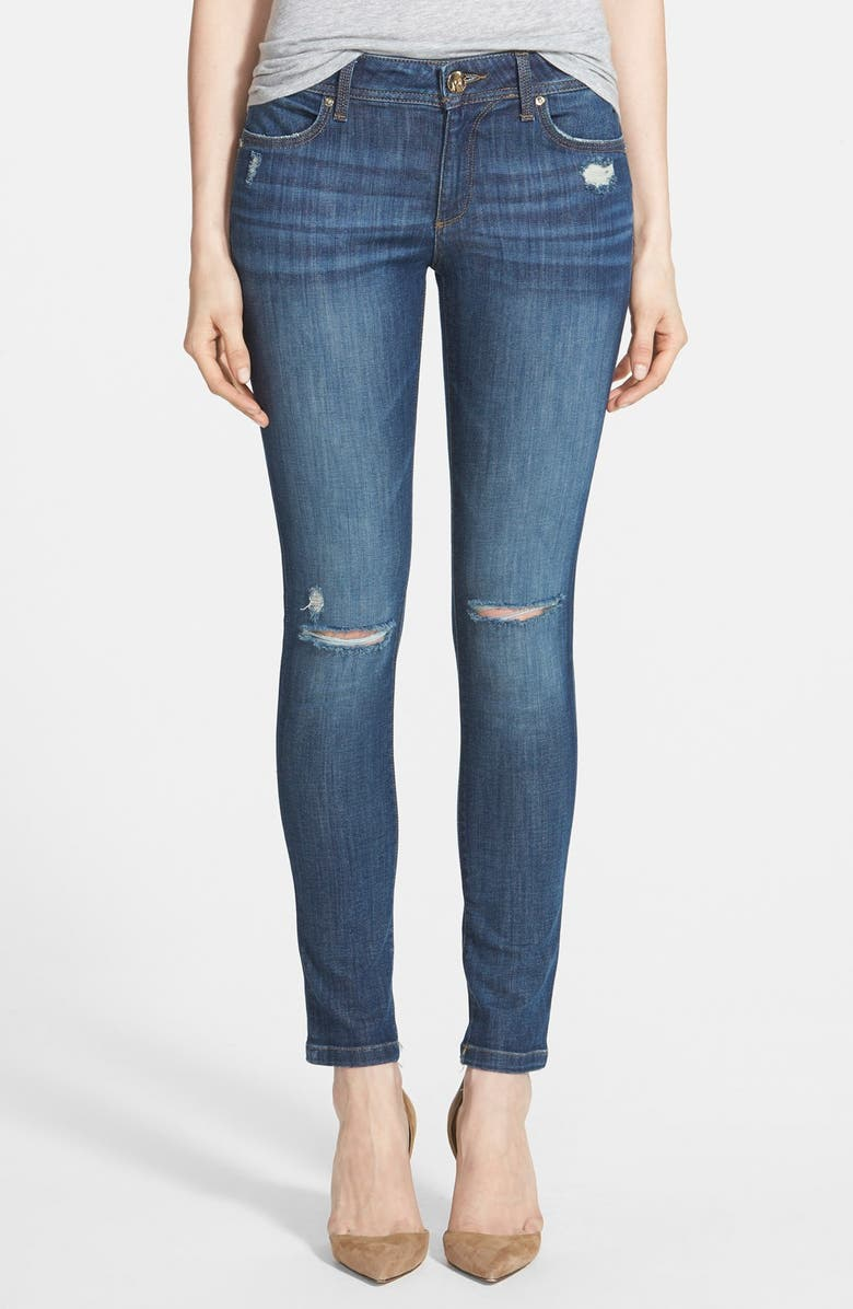 DL1961 'Emma' Power Legging Jeans, Main, color, 400