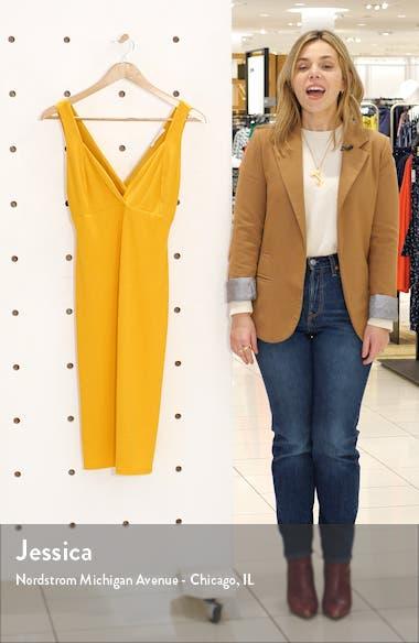 Ribbed Body-Con Dress, sales video thumbnail