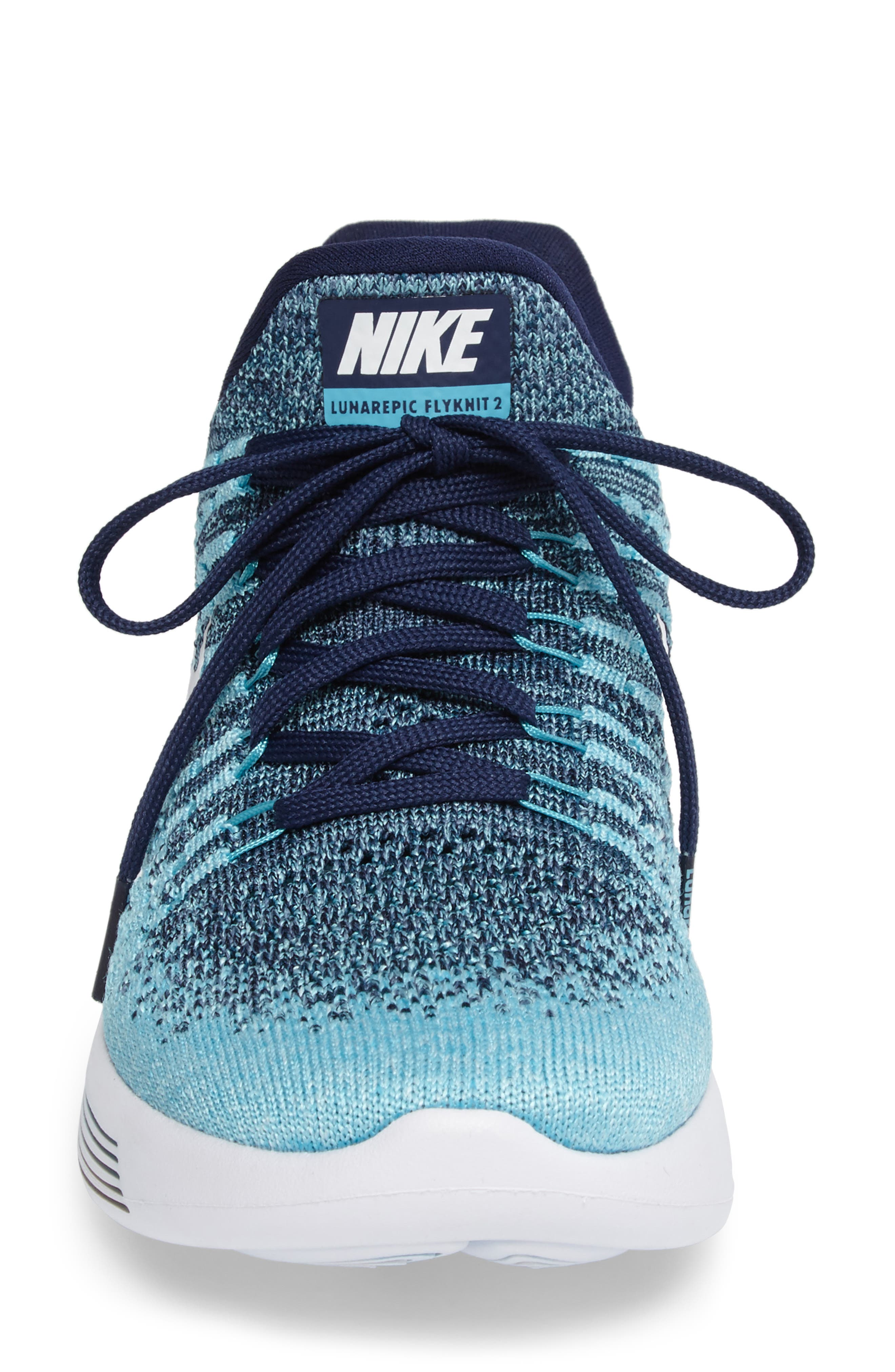 ,                             LunarEpic Low Flyknit 2 Running Shoe,                             Alternate thumbnail 74, color,                             402