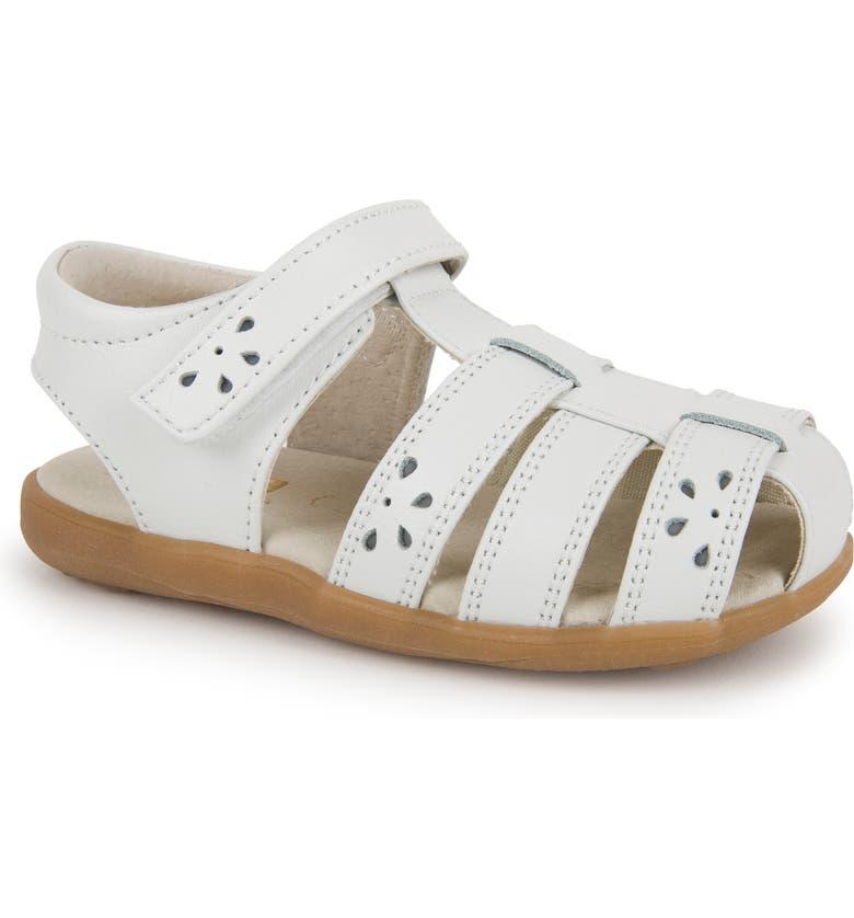 SEE KAI RUN Gloria Sandal, Main, color, WHITE