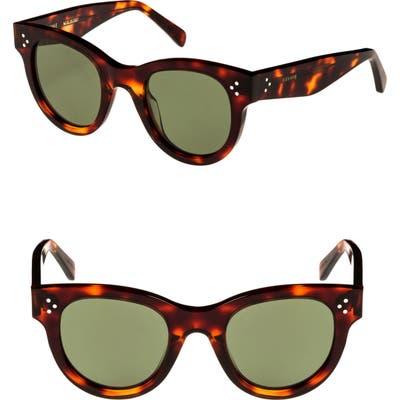 Celine Mineral 4m Cat Eye Sunglasses -