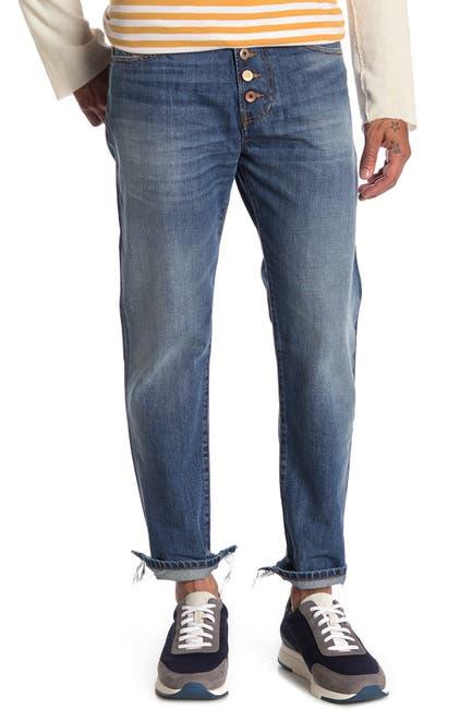 Image of Diesel Mharky Slim Skinny Jeans