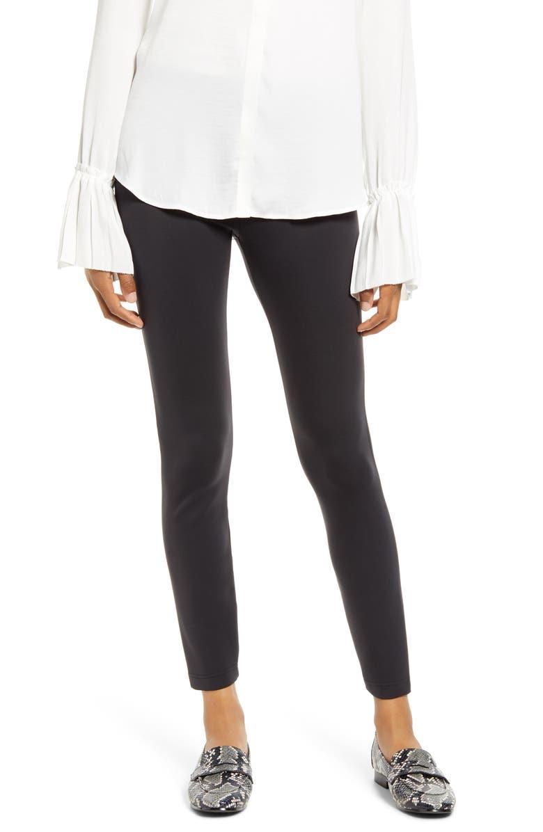 LYSSÉ Super High Waist Leggings, Main, color, BLACK