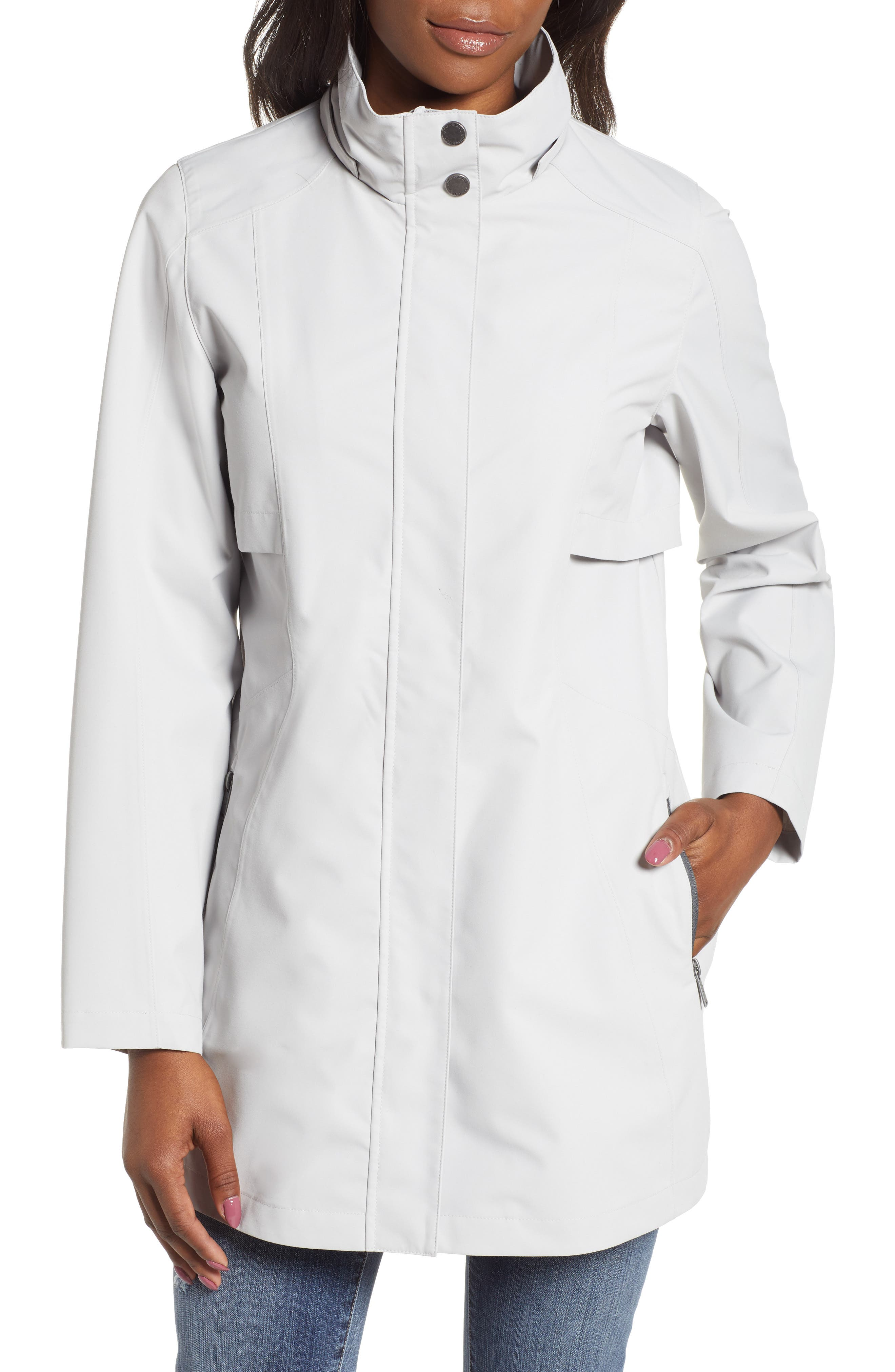 ,                             Josephine Water Repellent Hooded Jacket,                             Alternate thumbnail 5, color,                             055