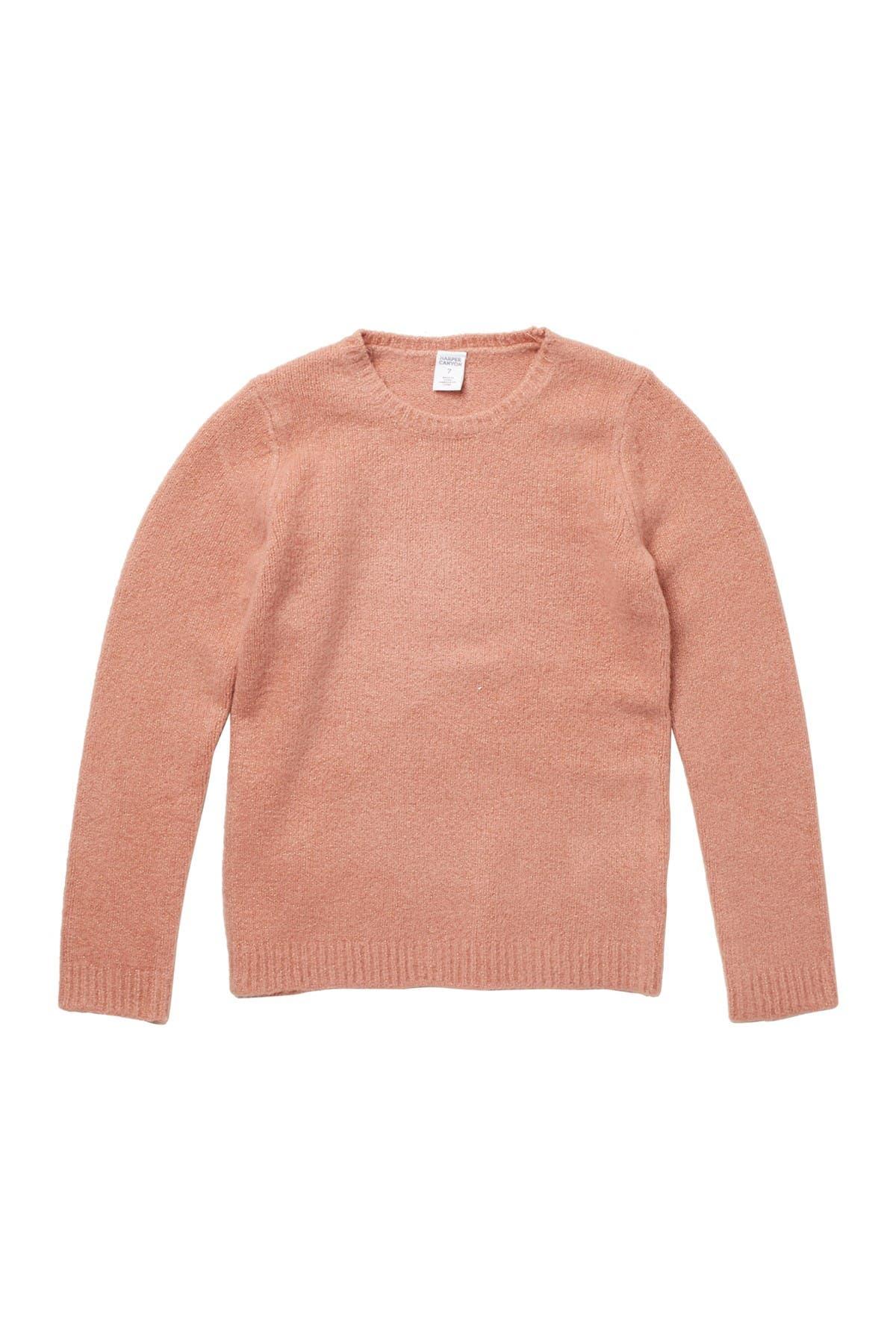 Image of Harper Canyon Metallic Pop Sweater