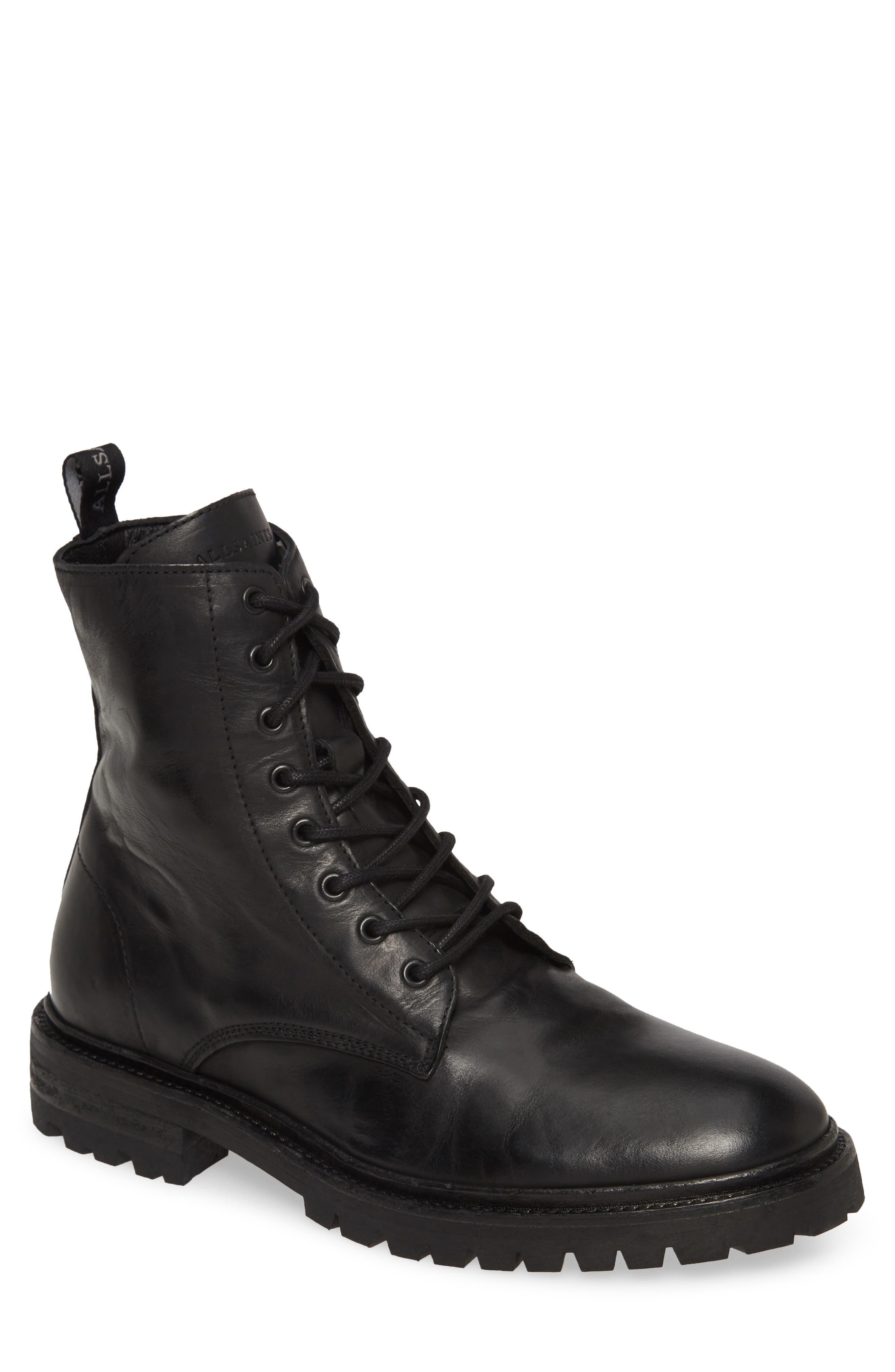 Tobias Plain Toe Boot
