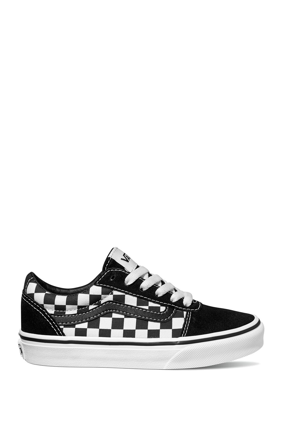 Image of VANS Ward Checkered Sneaker