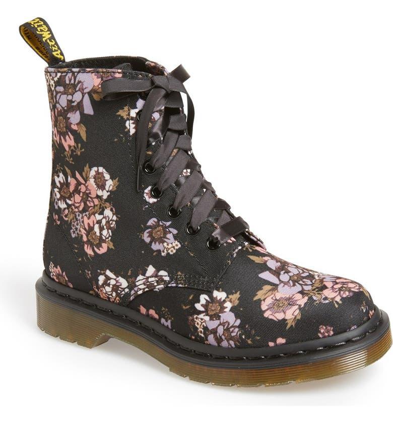 DR. MARTENS 'Beckett' Boot, Main, color, 001
