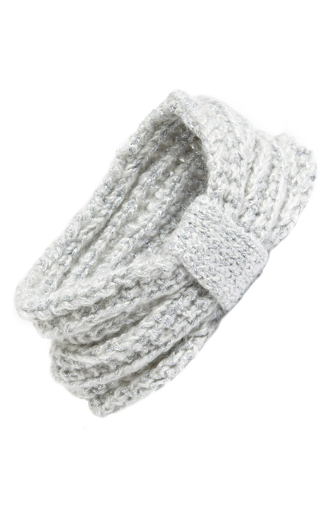 ,                             Knit Head Wrap,                             Main thumbnail 5, color,                             111