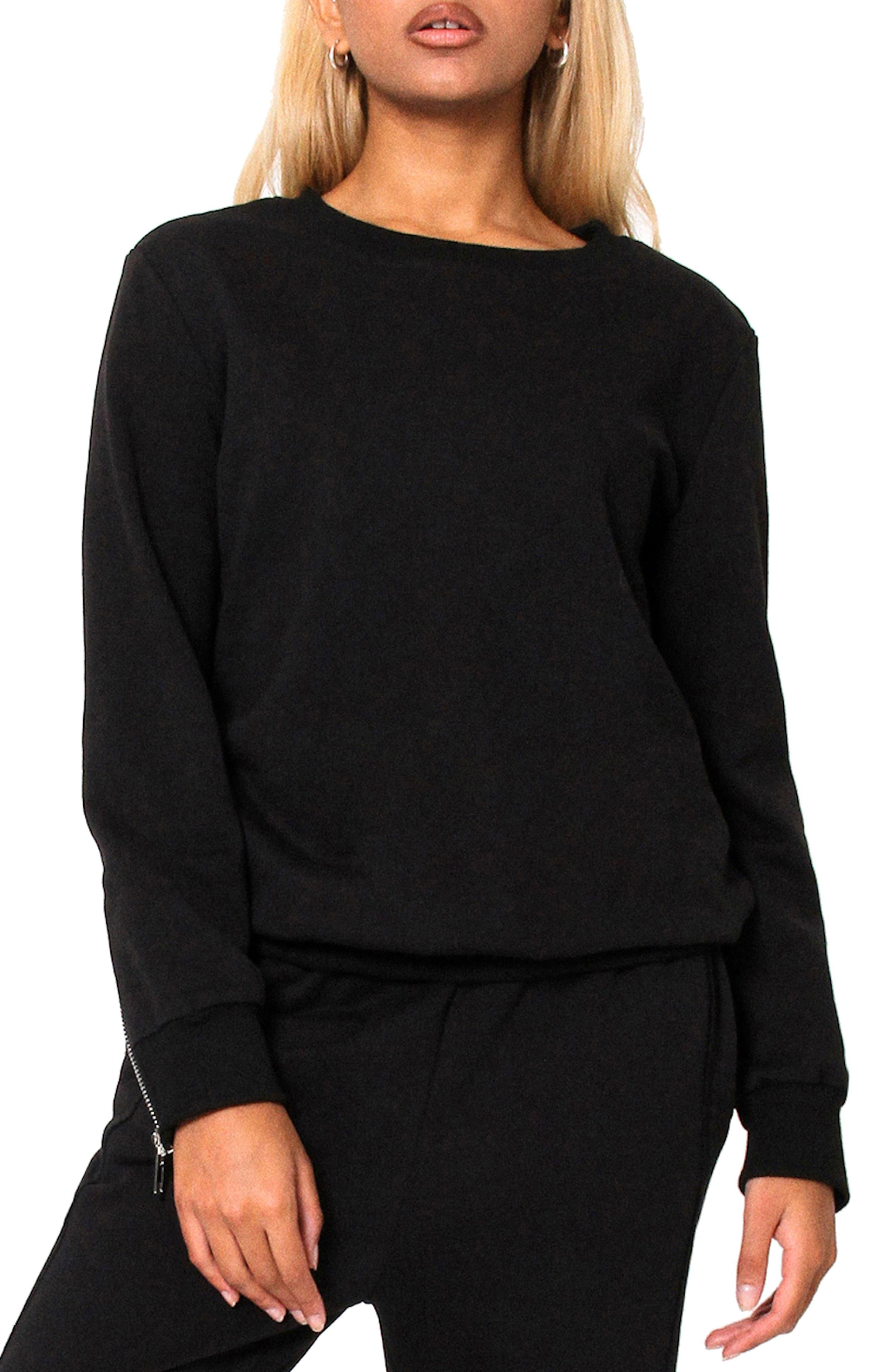 Issy Bateau Neck Sweater