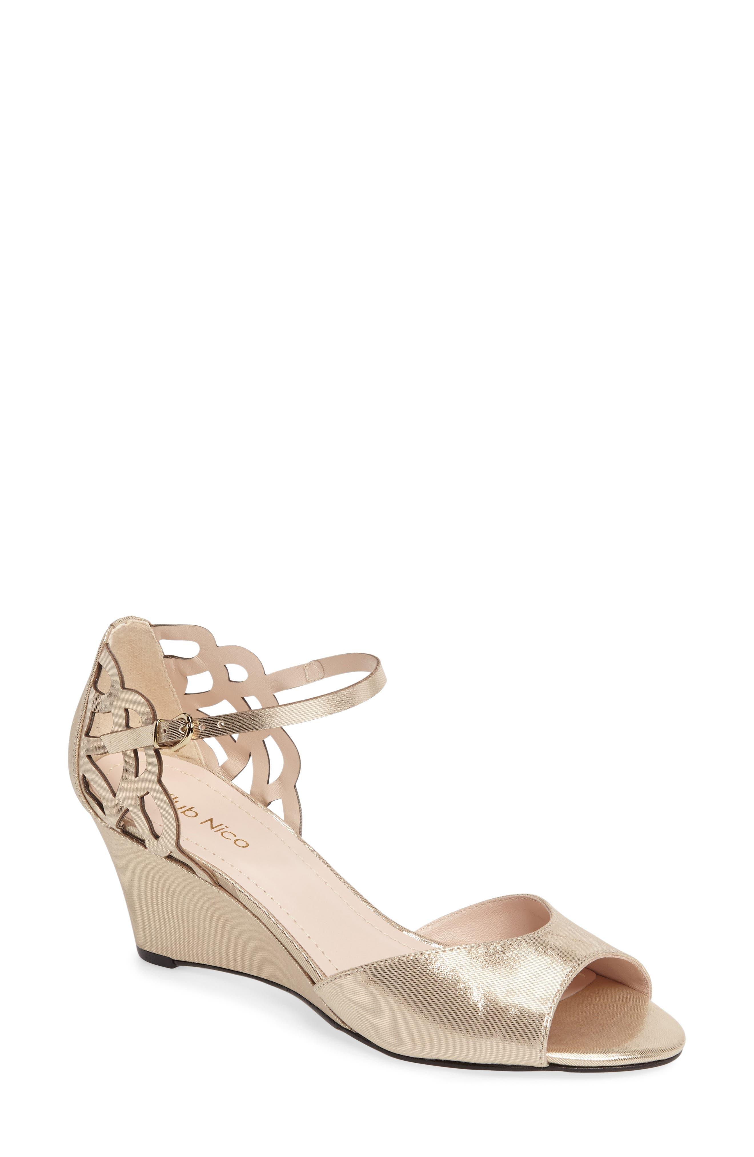 Karina Cutout Sandal