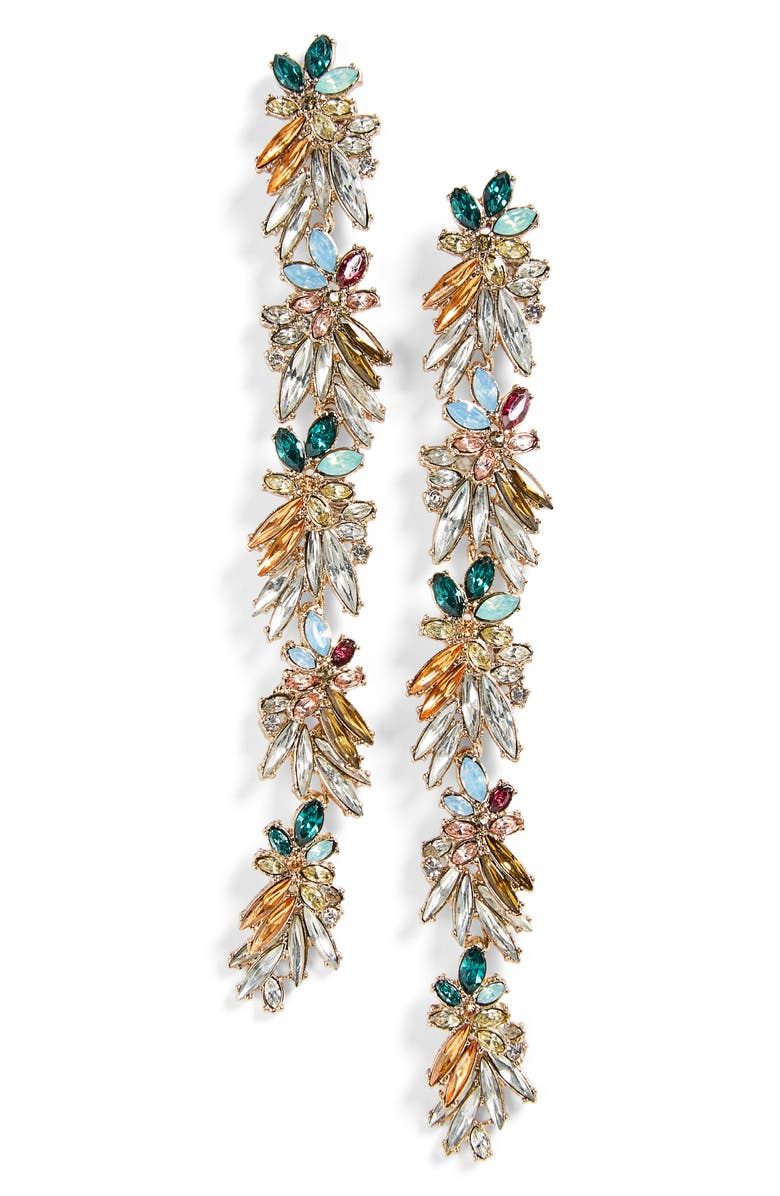 SOLE SOCIETY Shoulder Duster Earrings, Main, color, 400